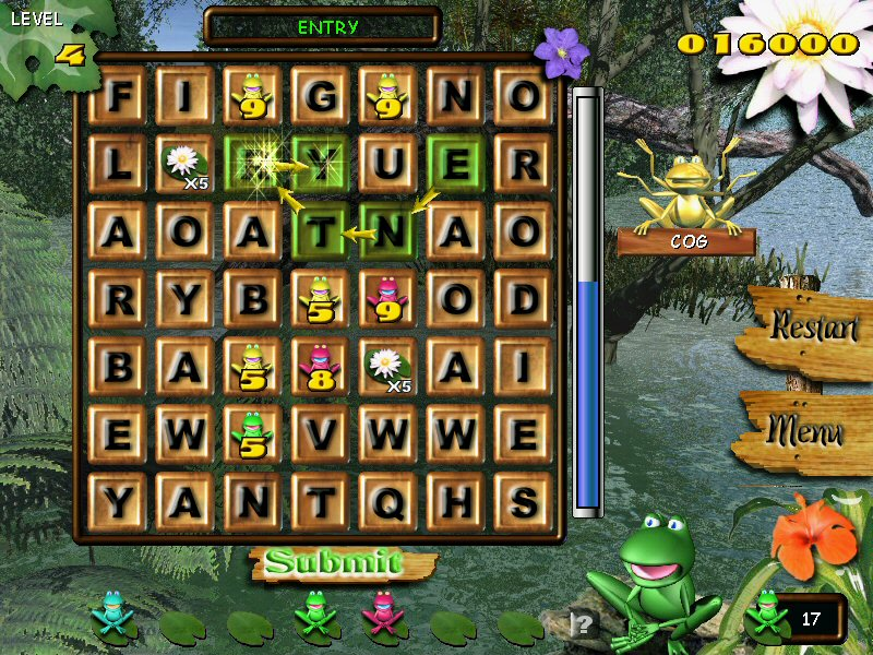 Screenshot of Magikword